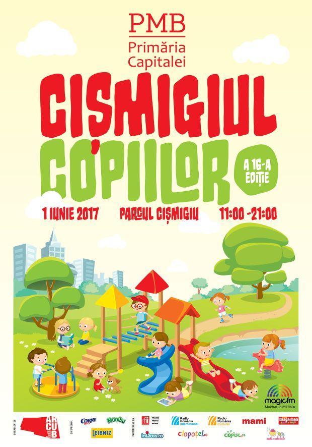 Primaria Capitalei deschide sezonul veseliei si distractiei de Ziua Internationala a Copilului