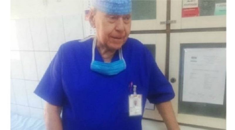 """Medic ATI, in prima linie la 80 de ani: """"Cum sa-ti fie teama de o boala?"""""""