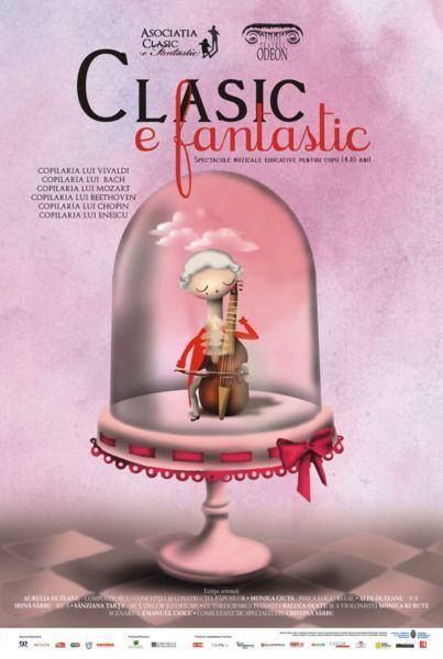 Clasic e fantastic - Copilaria marilor muzicieni