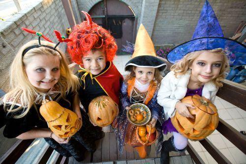 Jocuri distractive de Halloween