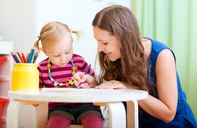 Beneficiile coloratului si al cartilor de colorat pentru copii