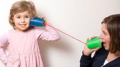 Cum comunica copilul la 2-3 ani