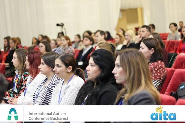 Conferinta IACB 2018 - cel mai mare eveniment dedicat specialistilor si parintilor care traiesc cu autismul zi de zi