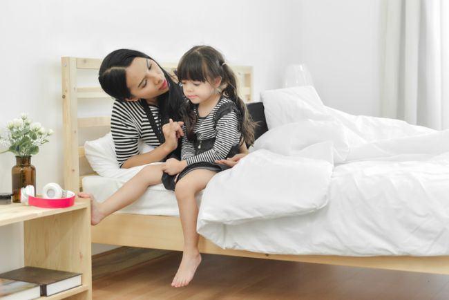 Cum sa reduci conflictele cu micutul