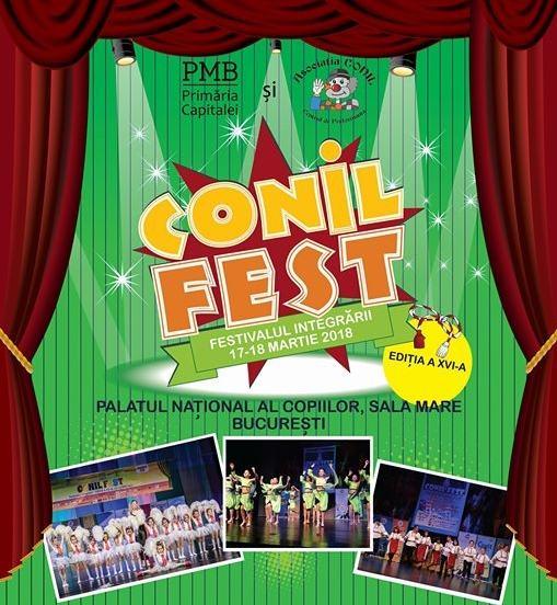 CONIL Fest, Festivalul Integrarii, Editia a XVI-a