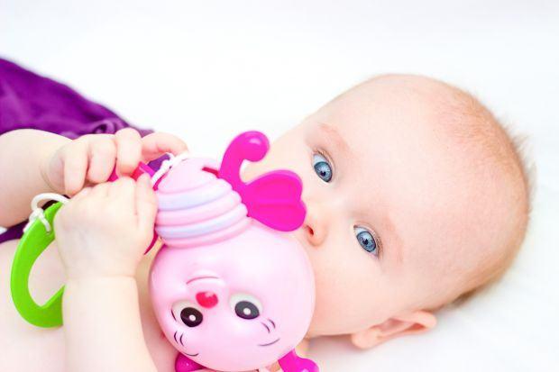 Conjunctivita la bebelusi