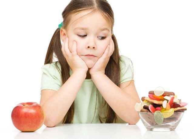Cum reduci zaharul din alimentatia copiilor?