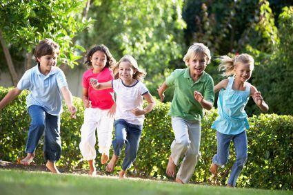 Importanta jocului in aer liber pentru copii