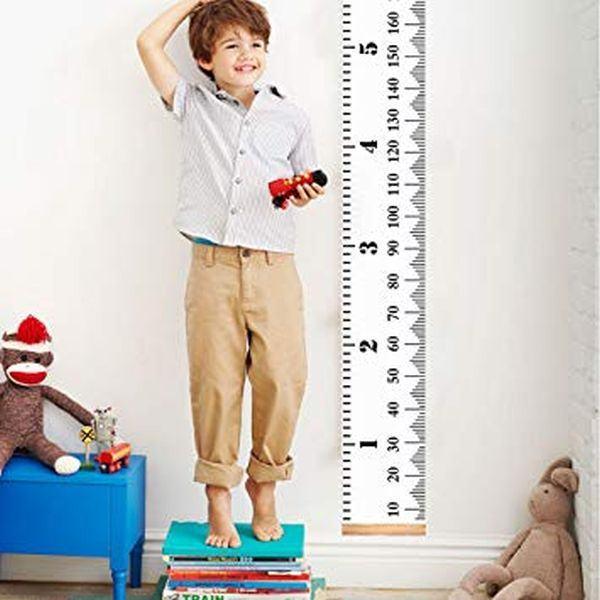 Formula MAGICA cu ajutorul careia afli cat de inalt va fi copilul. Pediatrul iti spune cum