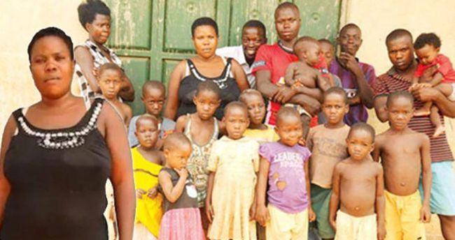 Cea mai fertila femeie din lume! Are 44 de copii
