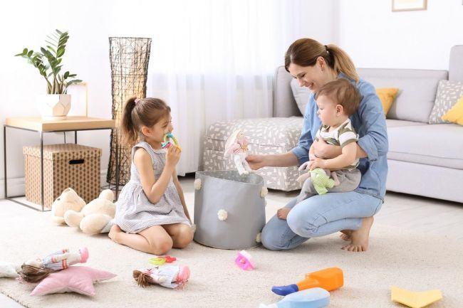 Cum sa-ti inveti copilul sa fie ordonat! 8 ritualuri zilnice ale lui Marie Kondo