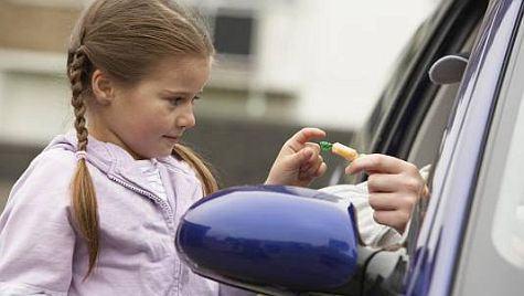 Invata copilul sa spuna NU! Fereste-l de pericolele cotidiene