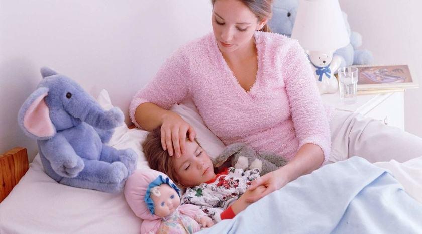 A inceput sezonul gripei. Cum tratezi un copil de gripa