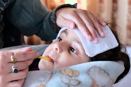 Gripa netratata corect lasa consecinte grave asupra sanatatii copiilor