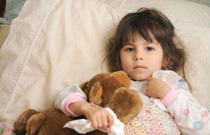 Febra Dengue la copii