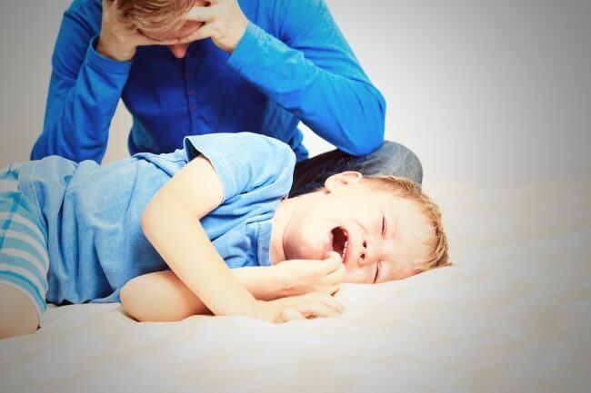 Ai un copil agresiv? Cum il ajuti sa isi stapaneasca emotiile