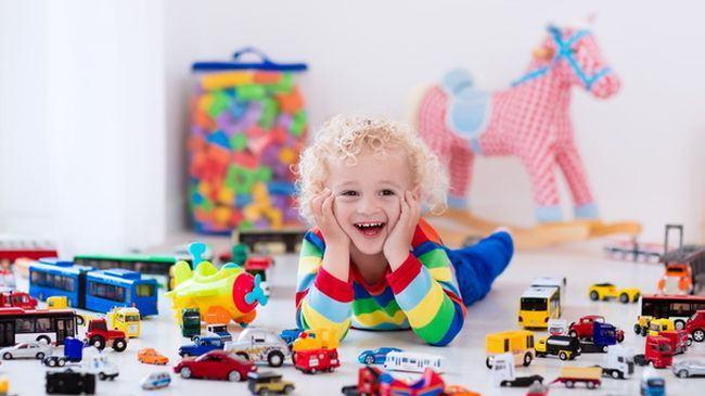 Studiu: Un copil dezordonat se dezvolta mult mai bine