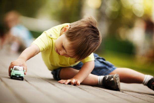 Copilul nu vrea sa imparta. Ce e de facut?
