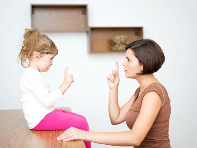 Cum inveti un copil neascultator sa coopereze cu parintii