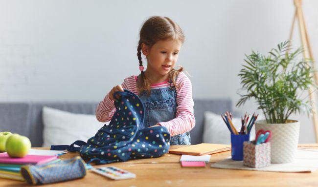 7 moduri pozitive prin care il faci pe copilul tau sa fie organizat
