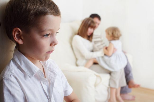 Parintii au un copil favorit, orice ar spune, iar acest lucru este normal