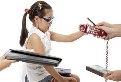 4 semne ca rutina ii face rau copilului tau