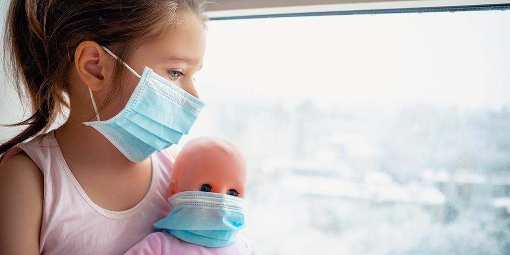 Epidemiolog, despre fetita de 12 ani infectata cu COVID-19 care s-a internat singura