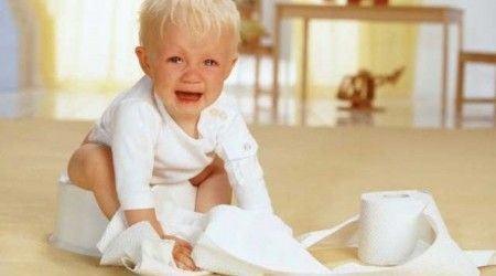 Remedii naturiste contra constipatiei la copii