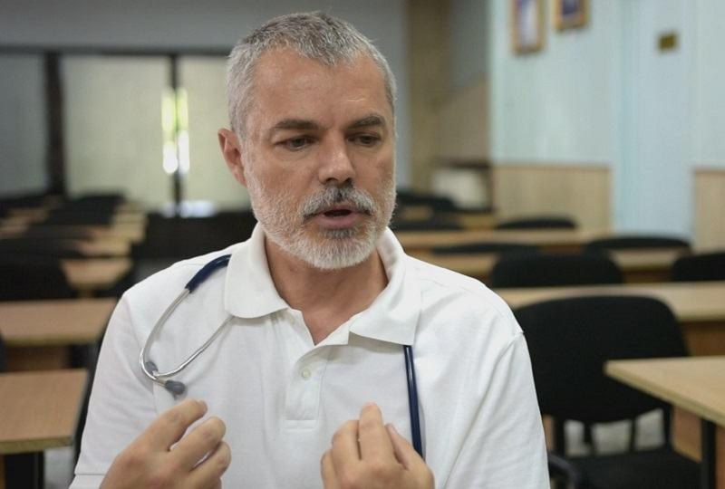 """Mihai Craiu ATRAGE iar atentia: """"Dexametazona Nu se da sub forma de aerosoli nici acum, nici dupa pandemie"""""""