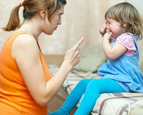 5 lucruri pe care sa nu le faci niciodata intr-o criza a copilului