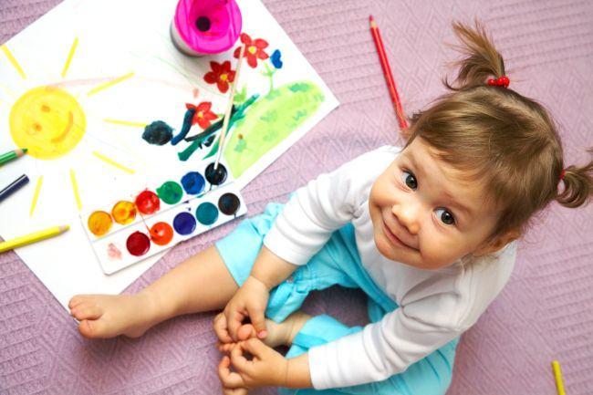 Descopera personalitatea copilului tau in functie de culoarea preferata