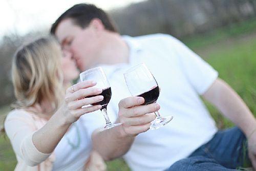 Vinul alb si berea, cauze ale infertilitatii in cuplu