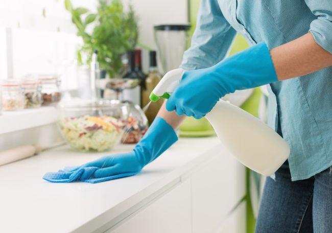 Cum sa cureti casa dupa cineva care a fost bolnav