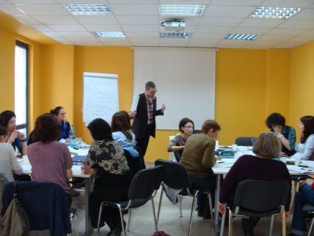 Competente in comunicare, performanta in educatie - un proiect pentru viitorul copiilor nostri