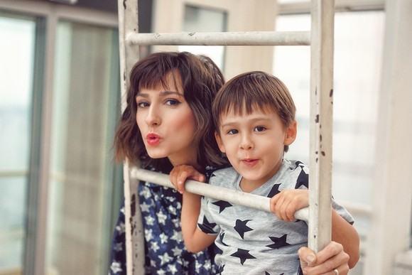 "Dana Rogoz, prima imagine cu fetita ei: ""Ea este Lia"""