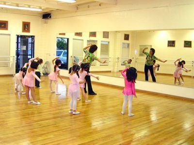 Cursuri de dans pentru copii. 5 recomandari