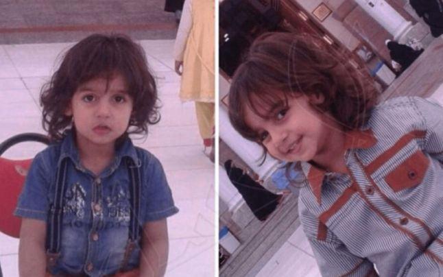 Crima oribila: copil decapitat in fata mamei