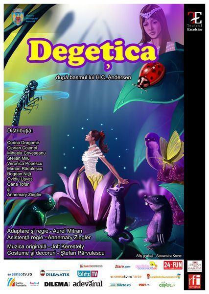 Program spectacole, Teatru Excelsior, aprilie 2014