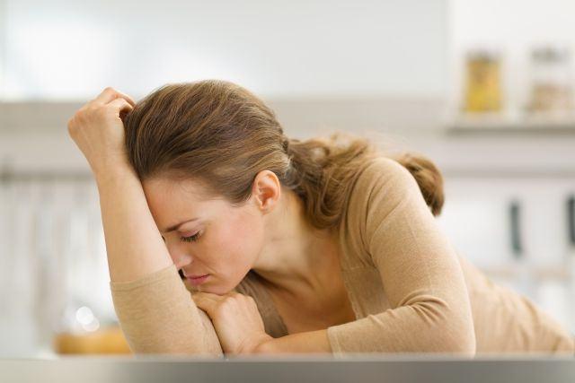 Depresia mamei casnice exista si e cat se poate de reala