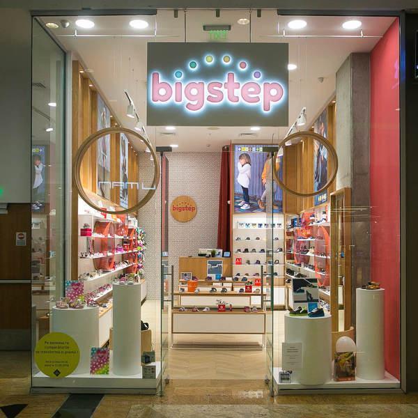 Bigstep deschide un nou magazin in Baneasa Shopping City