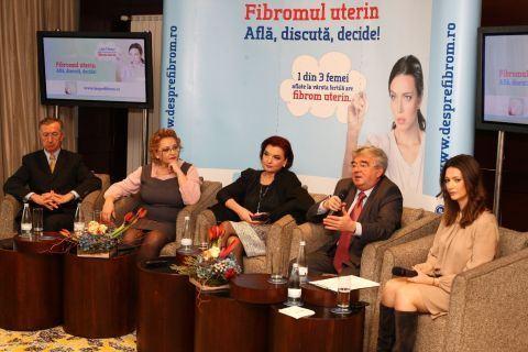 Fibromul uterin - afla, discuta, decide!