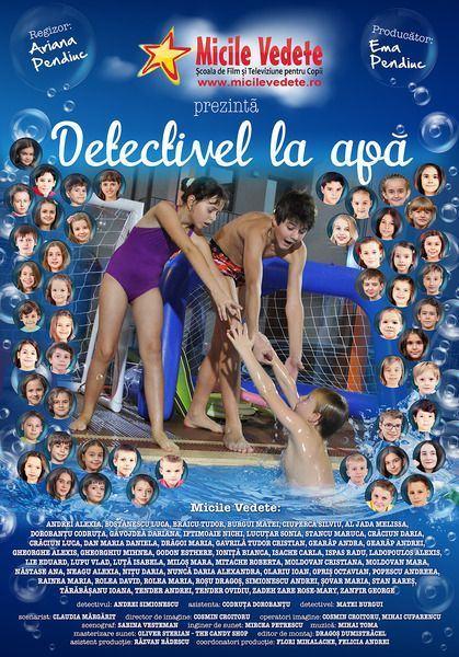 Cel mai nou film romanesc pentru copii cu detectivi