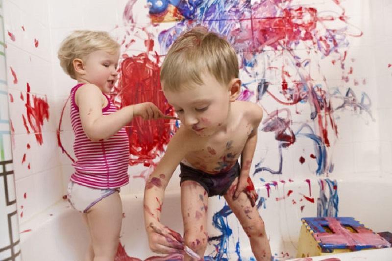 dezastre copii