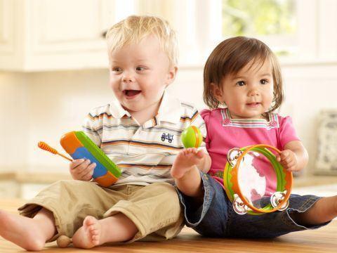 Dezvoltarea copilului de la nastere pana la doi ani