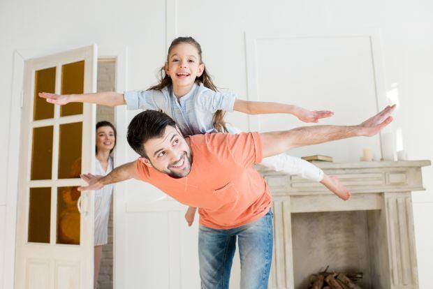Cum sa creezi o casa pozitiva pentru copiii tai