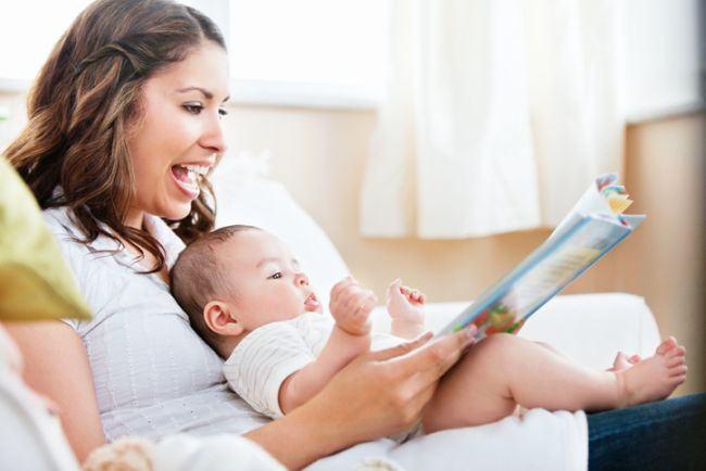 Cum sa iti stimulezi bebelusul sa inceapa sa vorbeasca