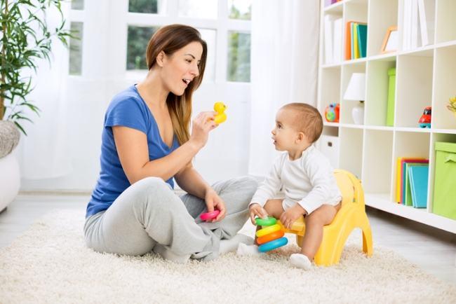 Cand incep copiii sa vorbeasca si cum iti poti ajuta bebelusul sa isi dezvolte limbajul