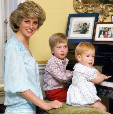 Lectii de parenting pe care le-am invatat de la Printesa Diana