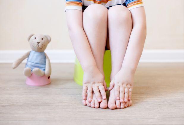Diareea apoasa la copii: cauze si tratament