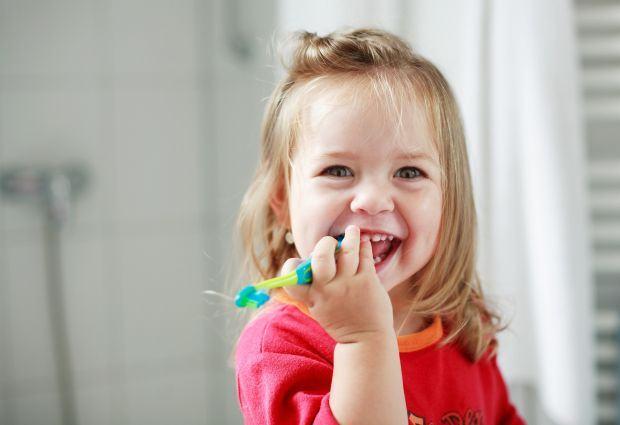 Sanatatea orala a copiilor. Ghidul parintilor